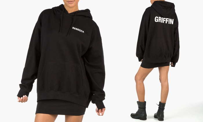 Shop Departure: Custom Oversized Hoodie from Departure (Up to 55% Off)