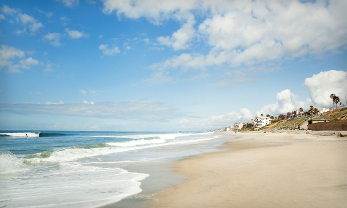 Carlsbad Seapointe Resort - Carlsbad: $139 for a One-Night Stay for Four at Carlsbad Seapointe Resort in Carlsbad, CA (Up to $323 Value)