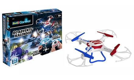 Revell Weihnachtskalender.Revell Control Adventskalender Quadcopter Deutschland Deals Und
