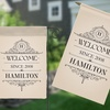 Up to 79% Off Personalized House or Garden Flags