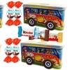 4 Bus Circus et 120 mini KINDER