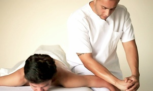 Massage Therapy by Raul: One or Three 60-Minute Swedish, Deep-Tissue, or Shiatsu Massages at Massage Therapy by Raul (Up to 75% Off)