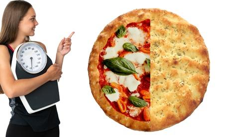 Line@ Protein-Basis für Pizza Foccacia  in Trieben