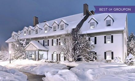 Stay at The Essex Resort & Spa in Essex Junction, VT, with Dates into May