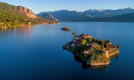 Lago Maggiore: 1 notte in camera Deluxe con aperitivo e colazione o mezza pensione per 2 persone al Green Hotel 4*L