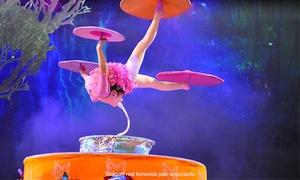 """Time Evento: Circo Imperial da China """"Espetáculo Guardiões dos Unicórnios"""" - Ginásio Nilson Nelson em Brasília: 1 ingresso"""