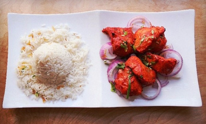 Bombay Talkie - Chelsea: $20 for $40 Worth of Contemporary Indian Cuisine at Bombay Talkie