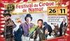 Ticket Festival du Cirque de Namur