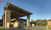Phillip Island: 2 or 3 Nights for Four or Six with Bike Hire, DVD Hire, Wine and Extras at Ramada Resort Phillip Island