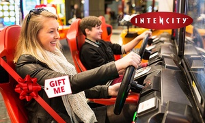 Intencity: $9.99 for $20 to Spend on Video and Redemption Games at Intencity, Marion