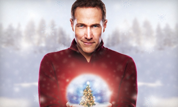 Jim Brickman - Central Business District: Jim Brickman Christmas Concert at Paramount Theatre on Saturday, December 28, at 7:30 p.m. (Up to 51% Off)