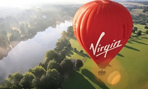 Virgin Balloon Flights: Seven-Day Anytime Plus Balloon Flight for One or Two from Virgin Balloon Flights, Multiple Locations (52% Off)