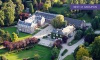 Baie de Somme : 1 à 3 nuits avec pdj, piscine, parking et dîner en option au Domaine de Joinville & Spa pour 2