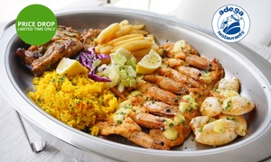 Adega - Ridge Road: Adega Combo Platter for Two for R215 at Adega - Ridge Road (50% Off)