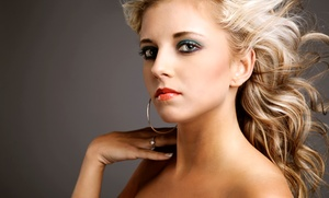 Opulent Beauty And Barber Salon: $20 for $40 Groupon — Opulent Beauty and Barber Salon