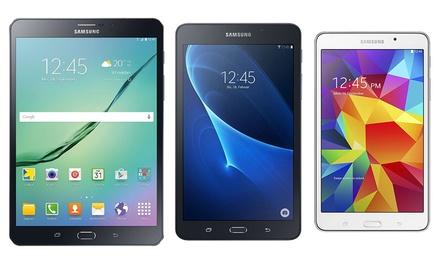 Tablette Samsung reconditionnée, modèle et coloris au choix, livraison offerte