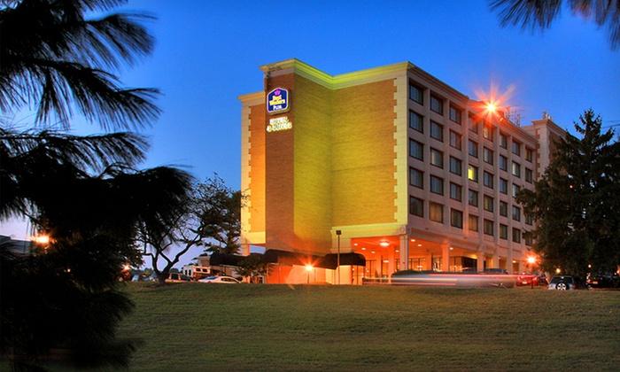 BEST WESTERN PLUS Rockville Hotel & Suites - Washington DC: Stay at BEST WESTERN PLUS Rockville Hotel & Suites in Maryland