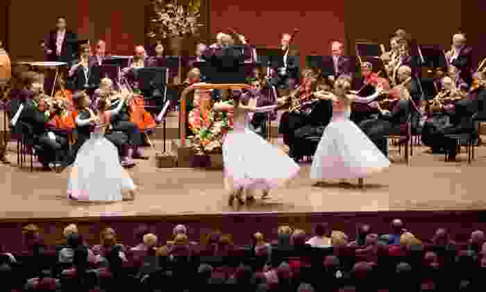 Salute to Vienna - State Theatre: Salute to Vienna New Year's Eve Concert at State Theatre on December 31 at 6 p.m. (Half Off). Two Options Available.