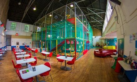 Kids Funworld Play Area Entry at Farmyard n Funworld (Up to 72%)