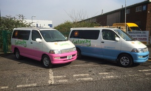Uk and Europe Campervan Hire