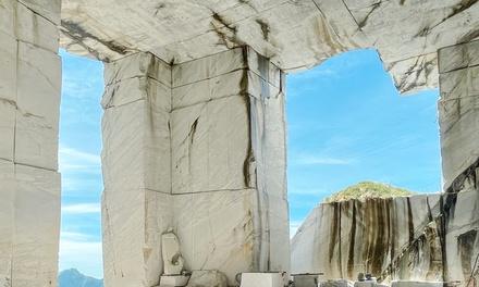 Visita alla cava di marmo a 16,90€euro