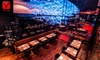 DSTRKT Restaurant - Piccadilly Circus: DSTRKT Restaurant: 2 AA-Rosette Pan-Asian Dining Experience with a Sparkling Cocktail for Up to Six (Up to 60% Off)