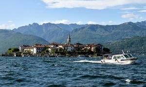 Tour navigazione alle Isole Borromee : Crociere Panoramiche sul Lago Maggiore e Tour delle Isole Borromee di una giornata, partenza da Stresa