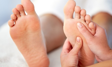 One-Hour Reflexology Session at The Salon North End