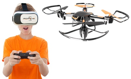 Drone Ghost avec casque de réalité virtuelle à 59,99 €