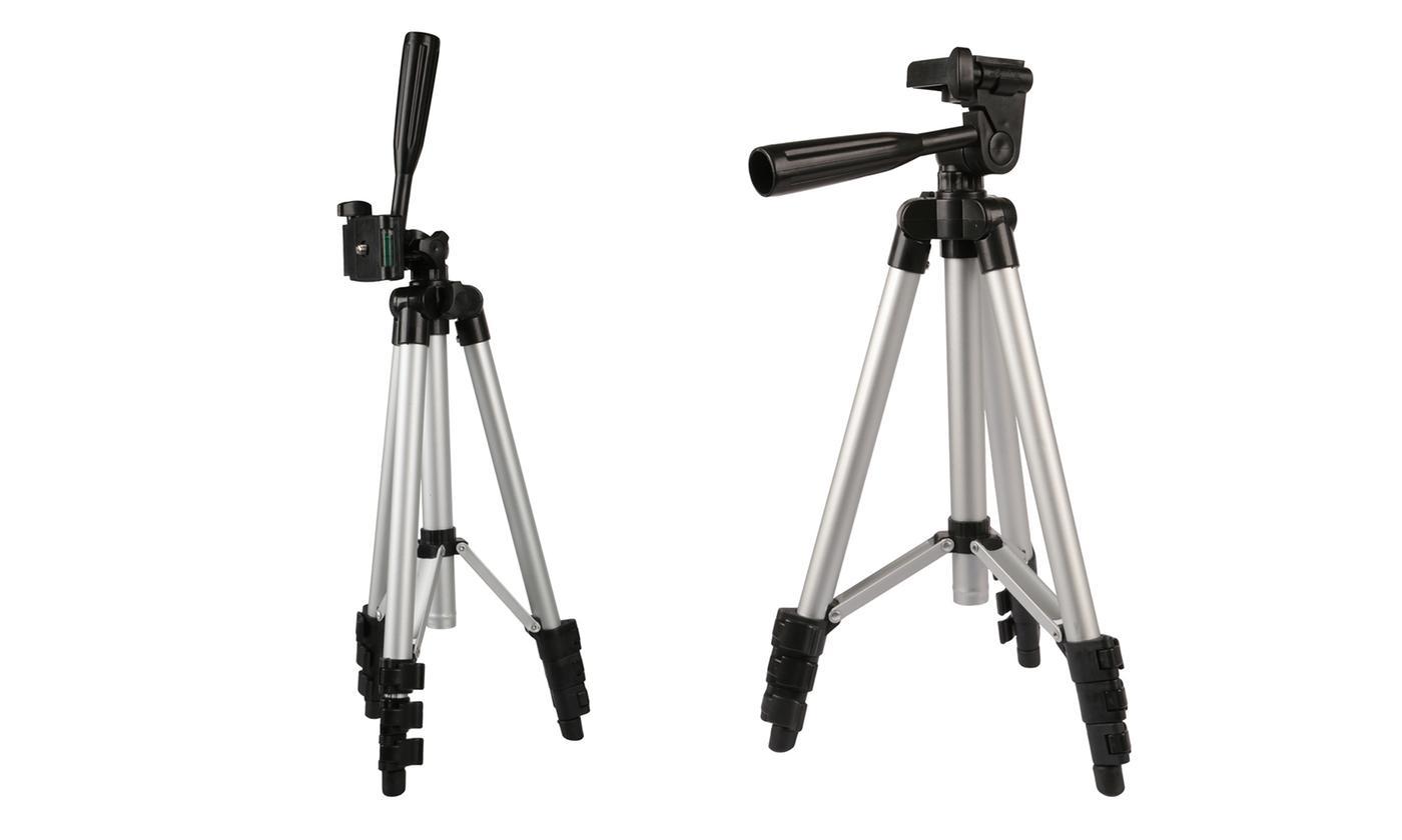 Portable Aluminium Tripod Camera Stand