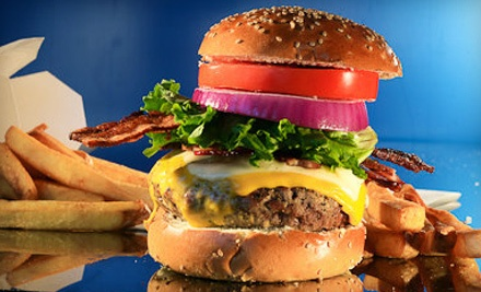 2 Regular Burgers and 2 Regular Fries (a $21.96 value) - BGR The Burger Joint in Mount Kisco
