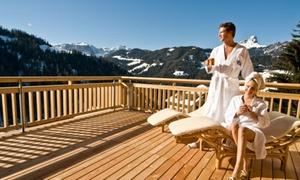Spa Hotel Pider: Ingresso Spa di coppia con sauna e massaggio da 30 min, cena con dessert e vino da Spa Hotel Pider (sconto fino a 60%)