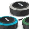 SoundBot SB512 Water-Resistant Portable Bluetooth Shower Speaker