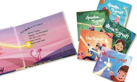 Personalised Kids Storybook