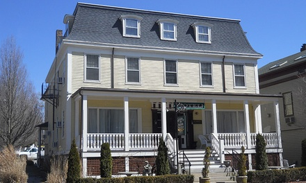 1-Night Stay for Two at The Inns on Bellevue in Newport, RI. Combine Multiple Nights.