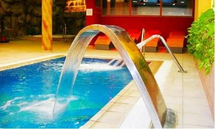 Parque de Cazorla: 1 a 3 noches para 2 con desayuno, detalle y circuito spa en Hotel Balneario-Spa Parque de Cazorla 4*