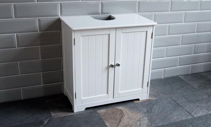 Priano Bathroom Cabinet Groupon Goods