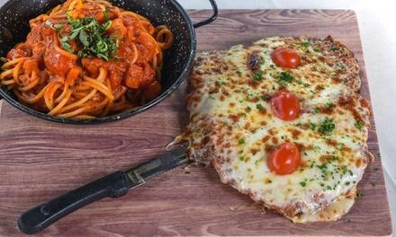 Italian Food and Drinks at Carmelo Italian Grill