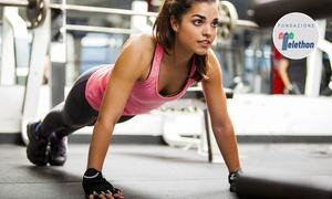 Ladies Fitness for Woman: 10 o 20 ingressi in palestra con allenamento personalizzato al centro Ladies Fitness for Woman (sconto fino a 87%)