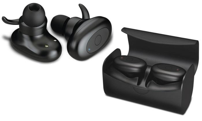 f1c9233bc50 POM Gear Pro2Go LN-1 True Wireless Earbuds | Groupon