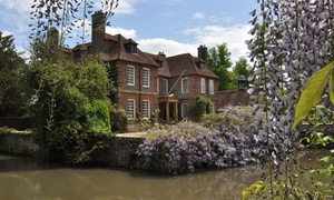 Groombridge Place Gardens: Entry to Groombridge Place for One Child, Adult or Senior (Up to 41% Off)
