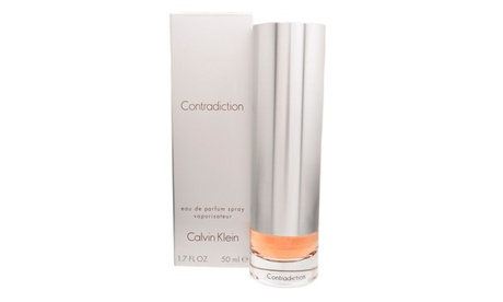 Agua de perfume Contradiction Calvin Klein 50 ml  para mujer por 19,99 €