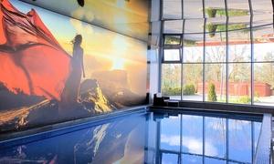 noclegi Gdynia Gdynia: pokój standard dla 2 osób ze śniadaniem lub wyżywieniem HB i dostępem do strefy spa w Hotelu Business Faltom