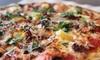 35% Off Pizza at Pizza Studio