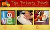 The Pottery Patch - Brandon: $15 for $30 Worth of Pottery Painting at The Pottery Patch