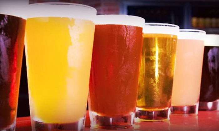World of Beer - Port Orange: Craft Beer Flights and Pints for Two or Four at World of Beer (Up to 69% Off)