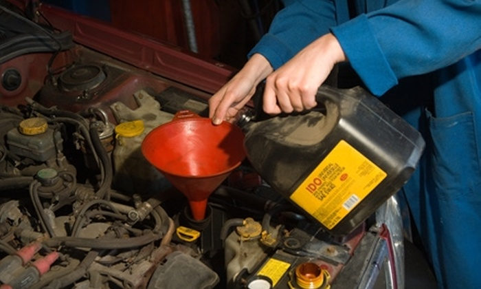 Blak Traks Mobile Oil Change - Grant Beach: $25 for a Full-Service On-Location Oil Change and Tire Rotation from Blak Traks Mobile Oil Change ($55 Value)