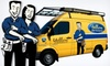 Yellow Van Handyman **DNR** - Multiple Locations: $69 for Two Hours of Handyman Services from Yellow Van Handyman ($180 Value)
