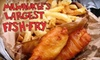 MilwaukeeFood.com Events, LLC - West Allis: Tickets to Milwaukee's Largest Fish Fry. Choose from Three Options.