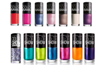 Maybelline Assorted Nail Polishes